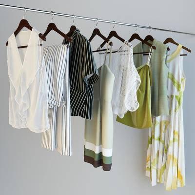 衣服, 服饰