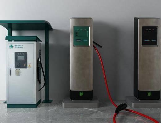现代充电桩, 充电桩