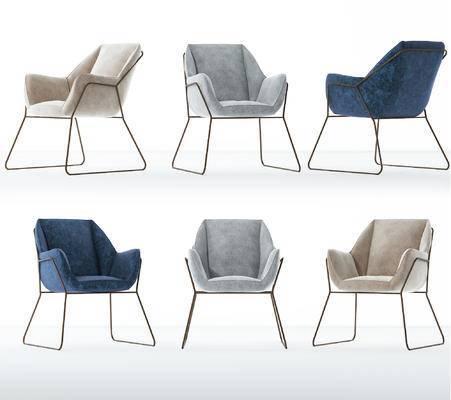 单椅, 休闲椅, 靠背椅