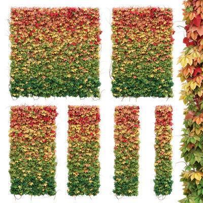 现代植物背景墙, 现代, 植物墙, 植物