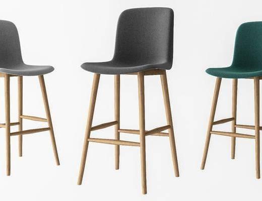 现代吧椅, 简约吧椅, 吧凳