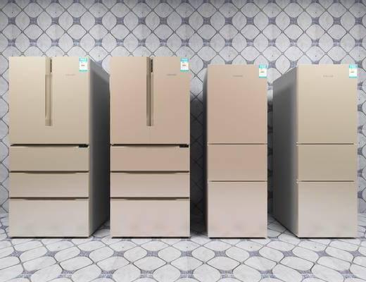 冰箱, 现代冰箱