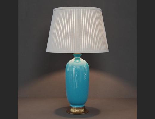 后现代, 后现代台灯, 陶瓷台灯, 台灯