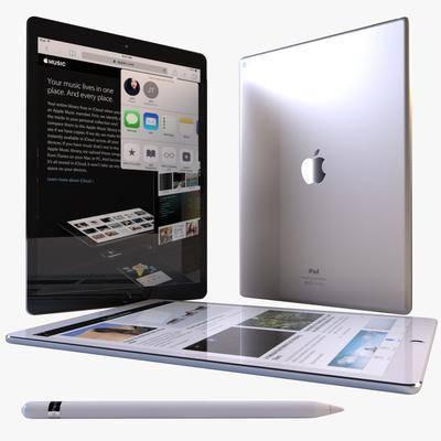 平板电脑, 触控笔, 组合, 现代