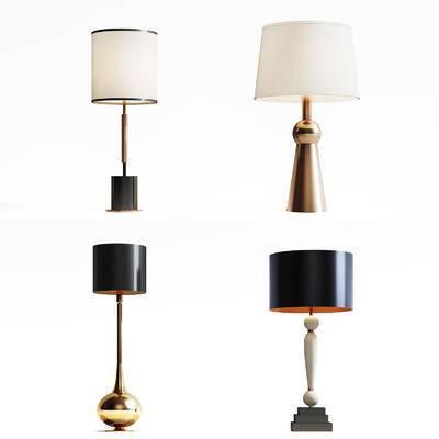 灯具, 台灯