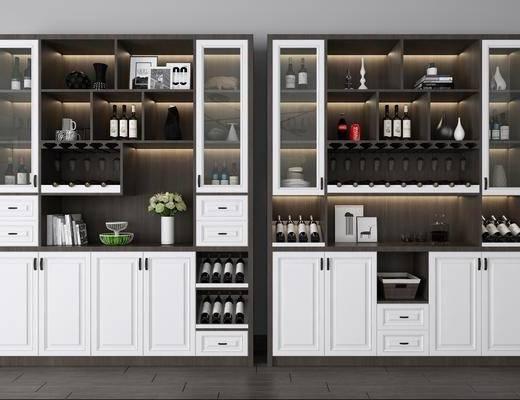 现代, 酒柜