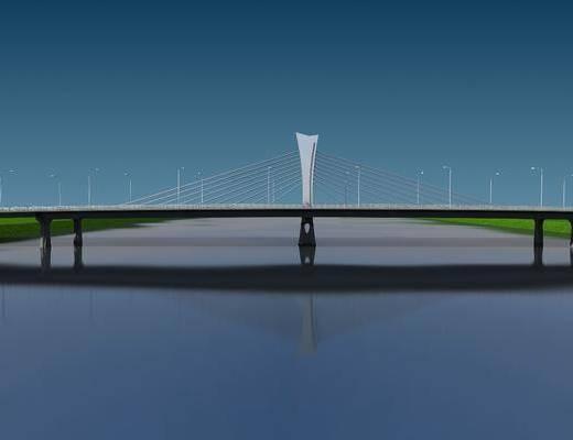 桥, 现代, 现代桥