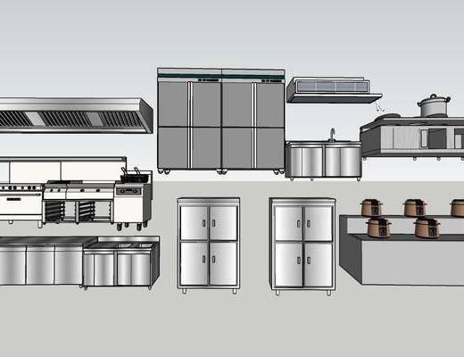 电器, 厨具, 冰箱