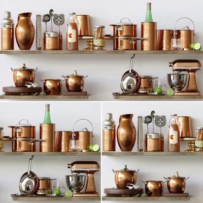 厨具, 现代, 后现代
