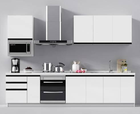 厨柜, 橱柜, 现代厨柜
