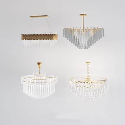 吊灯, 水晶灯, 灯