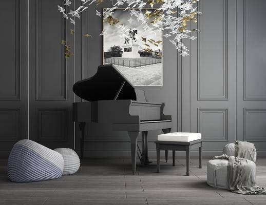 鋼琴, 現代鋼琴