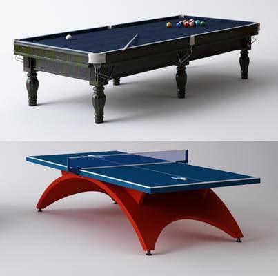 现代, 台球桌