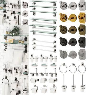 现代卫浴用品, 卫浴组合