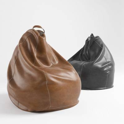 单人沙发, 沙发, 皮革, 现代