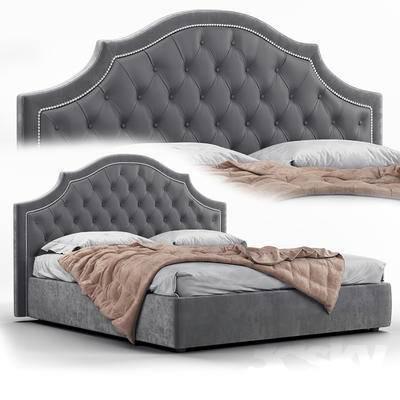 现代双人床, 双人床