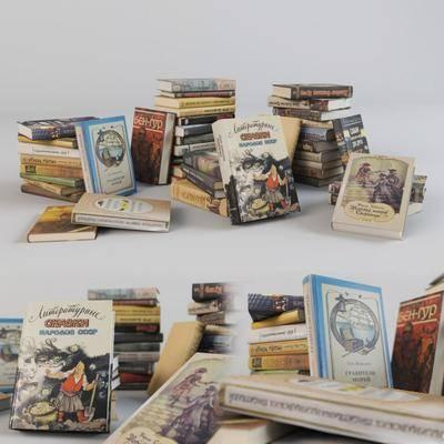 书籍, 书本, 美式书籍, 美式