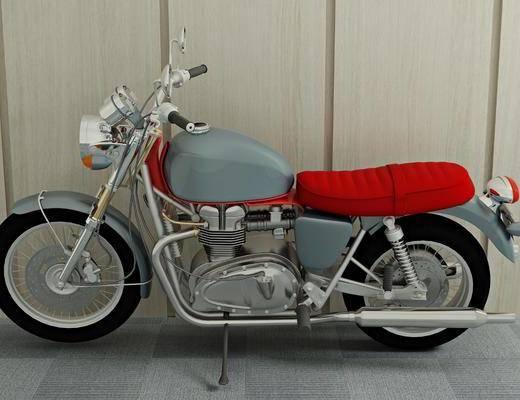 机动车, 摩托车, 现代