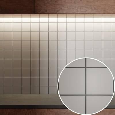 瓷砖材质, Vray材质