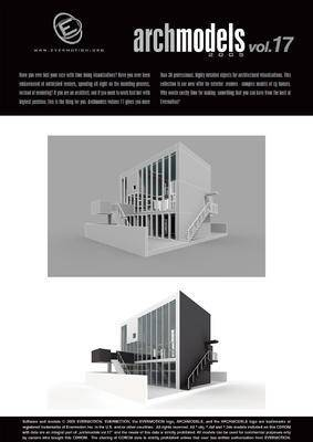 EvermotionArchmodels, Evermotion, Archmodels, EV, 建筑, 外观