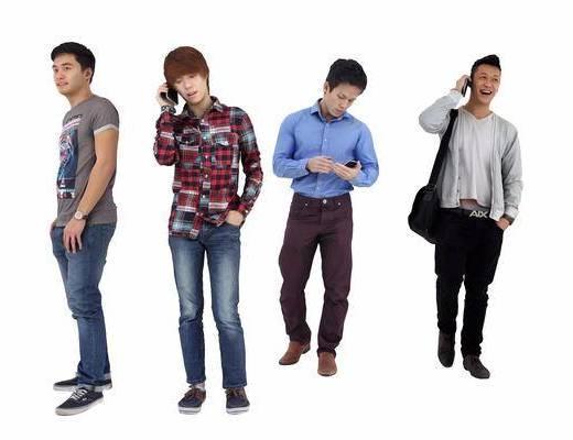 男人, 男性, 人物, 人偶模型, 现代男性, 现代