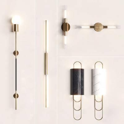 壁灯, 灯具, 灯饰