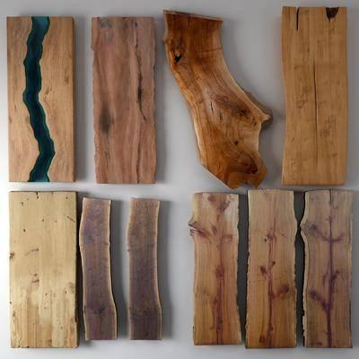 木板組合, 中式