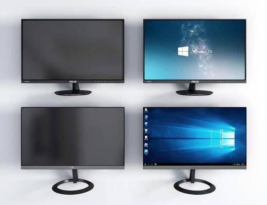 现代电脑显示器