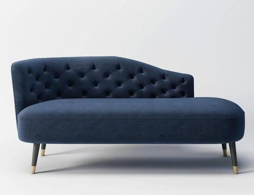 贵妃椅, 休闲椅, 单人沙发