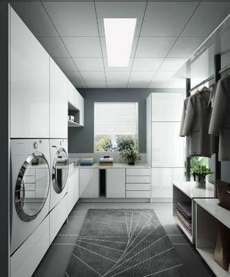 洗浴组合, 柜架组合, 电器, 衣架