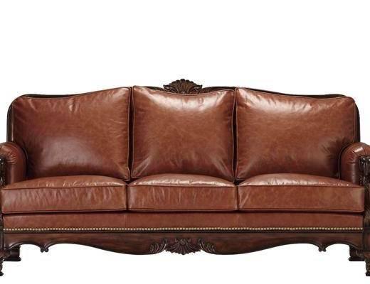 美式多人沙发, 多人沙发