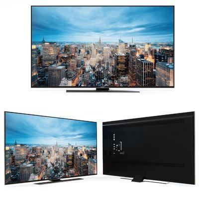 电视机, 液晶电视, 现代