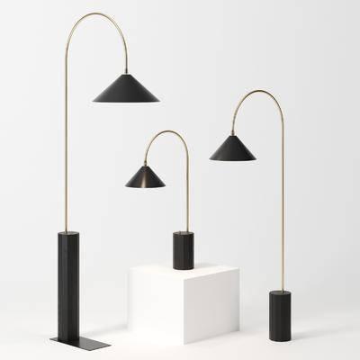 落地灯, 台灯, 灯具, 灯饰