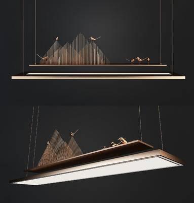 装饰灯, 灯具, 灯饰, 吊灯