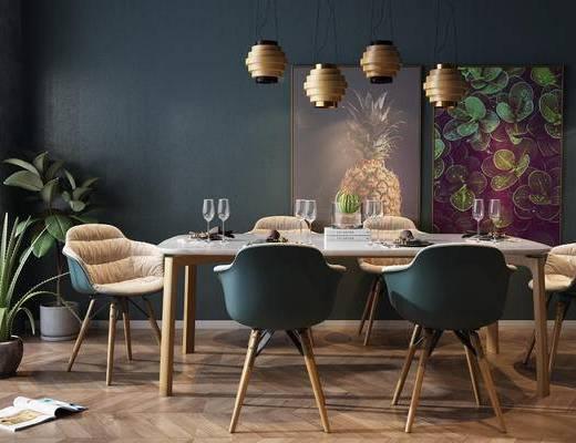 餐桌椅, 餐桌
