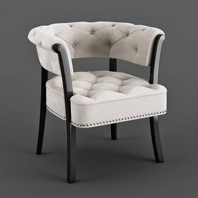 现代休闲椅单椅, 现代, 椅子, 单椅, 休闲椅