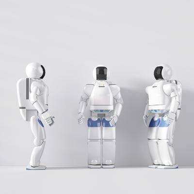 机器人, 人工智能, 现代