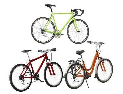 自行车, 单车, 现代