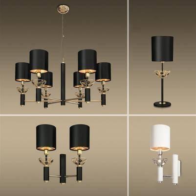 吊灯, 壁灯, 装饰灯, 现代