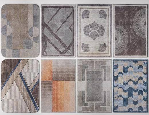 地毯, 長型地毯