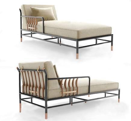 贵妃椅, 沙发椅, 躺椅