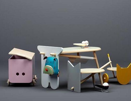 儿童家具, 现代