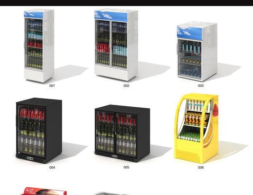 货架, 冰柜, Evermotion, Archmodels, EV, EvermotionArchmodels