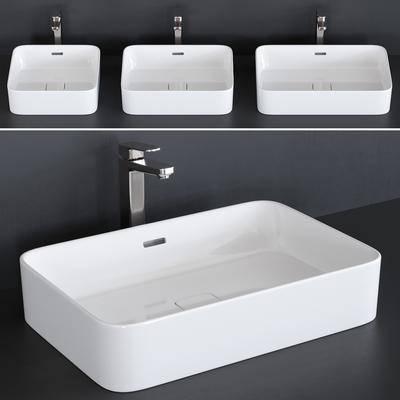 洗手盆, 卫浴组合