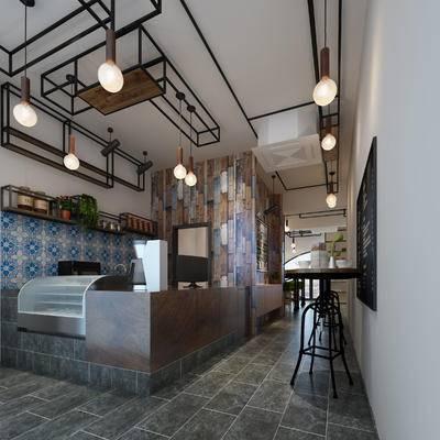 餐厅, 咖啡厅, 面包店, 奶茶店