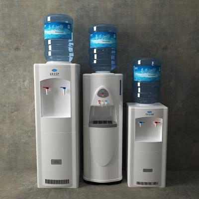饮水机组合, 现代