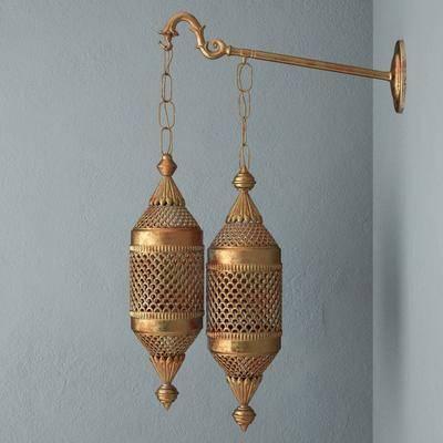 壁灯, 金属壁灯, 现代, 装饰灯