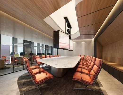会议室, 桌椅组合