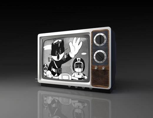 电视机, 家用电器, 现代
