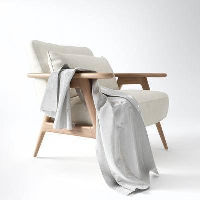 现代, 休闲椅, 单椅